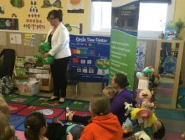 A Visit To The West Niagara Ontario Early Years Centre