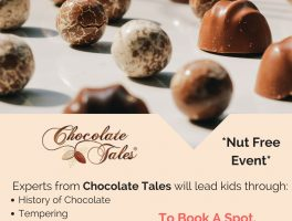 Free Chocolate Making Workshop For Kids In Grimsby