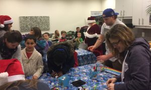 Grimsby community fun At Smile Town Dental Group